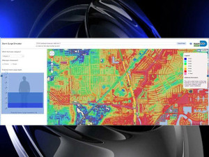 Miami-Dade Launches Storm Surge Simulator